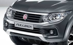 mitsubishi trucks 2015 fiat unveils new fullback pickup truck at the dubai motor show