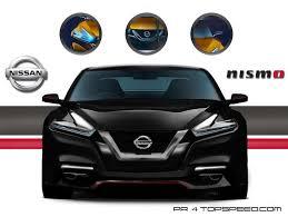 nissan maxima nismo 2018 nissan altima nismo edition 2017 and 2018 cars