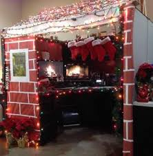 Cubicle Decorating Contest Ideas Best 25 Christmas Cubicle Decorations Ideas On Pinterest Office