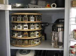 lazy susan spice storage kitchen organization u0026 storage ideas