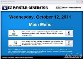 download free ez paystub generator ez paystub generator 1 0 download