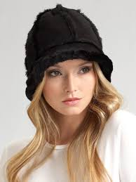 ugg sale hats ugg ultra hat in black lyst