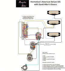 stratocaster mod wiring dual capacitors youtube also standard