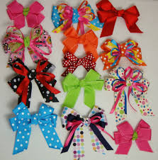 hair bows how to make hair bows step by step southern plate