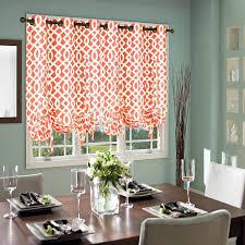 orange trellis curtains instacurtainss us