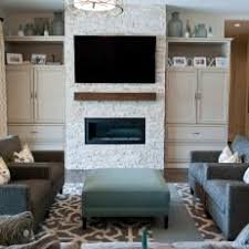 Fireplace With Built In Cabinets Photos Hgtv