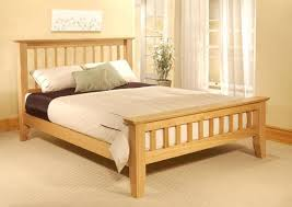 Bed Frames Wooden Brilliant Why Wood Bed Frame Is The Best Choice