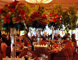 fresh christmas wedding reception decorating ideas on a budget