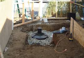 how to eliminate stormwater runoff installing a home drainage system