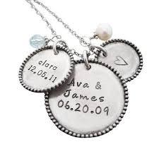 Necklace With Children S Names 43 Best Birthstone Bracelets For Moms Images On Pinterest