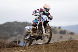 win a motocross bike driscoll takes dramatic ej championship win at aorc bike and power