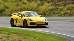 porsche cayman yellow quick spin 2016 porsche cayman gt4 expert reviews autotrader ca
