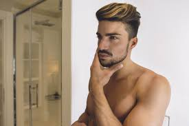 mariano di vaio hair color mariano di vaio a man who knows how to take care of his skin