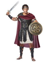 Helen Troy Halloween Costume Homemade Roman Soldier Costume Halloween Costumes Male Gladiator