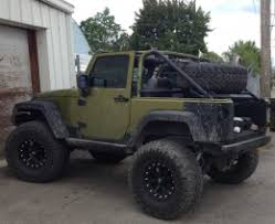 2007 green jeep wrangler 2007 jeep wrangler rescue green 2 door build by sringer
