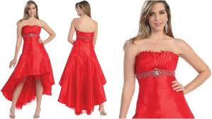 effective ways of choosing red clothes for juniors red lace dress