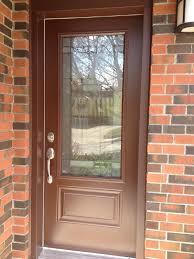 painting front door brown painting exterior door 935 latest decoration ideas