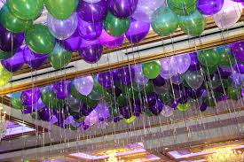 Balloon Ceiling Decor Ceiling U0026 Dance Floor Décor Westchester New York Ct U0026 Nj