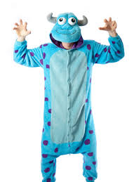 monsters inc costumes sully costumes for men women kids costume