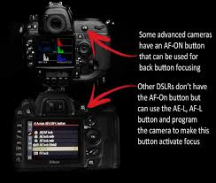 tutorial fotografi canon 600d back button focus what it is why you want it setup guide