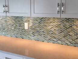 painted tile and brick store rip curl green and blue painted glass subway mosaic tiles