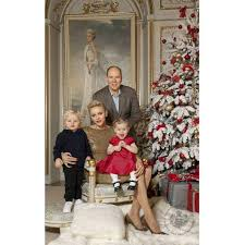 princess charlene and prince albert of monaco release official