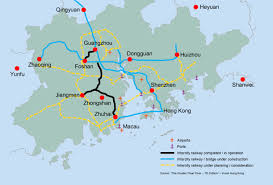 Dongguan China Map by Prd Your Need To Know Guide Week In China