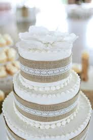 Wedding Cake Ideas Rustic Used Burlap And Lace Wedding Decorations For Sale Diy Burlap And