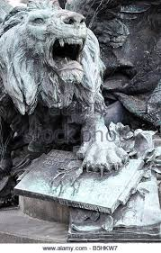 roaring lion statue the statue of the roaring lion stock photos the statue of the