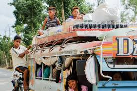 philippines jeepney inside is the puv modernization program u0027anti poor u0027