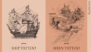 tall ship tattoo pictures to pin on pinterest tattooskid