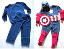Captain America Halloween Costume Kids Elsa Olaf Diy Cheap Halloween Costumes Absolutely