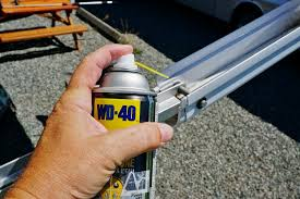 rv power awning super easy maintenance how to