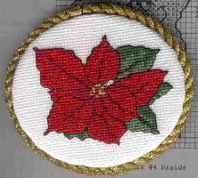 merry christmas gift bag free patterns kreinik com cross stitch