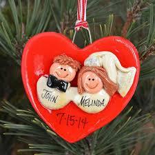 engagement wedding ornaments tis the season ornaments