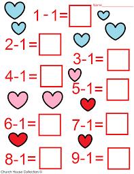 Free Printable Math Worksheets Kindergarten Printable Math For Kids Boxfirepress