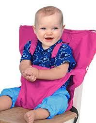 chaise bébé nomade vine chaise nomade pour bébé tissu de voyage portable chaise haute