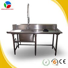 Stainless Steel Sinks Sink Benches Commercial Kitchen Kitchen Sink Bench Befon For