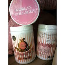 K Collagen k colly l glutathione with collagen formulated from korea x 1