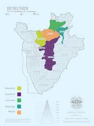 Burundi Map Cafe Imports Burundi