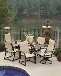 patio outdoor pub table sets bar height outdoor bar height table