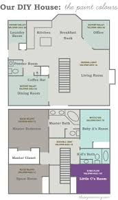 Whole House Color Scheme by 2800 Best Paint Colors And Inspiration Images On Pinterest