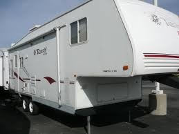 2003 fleetwood terry 8275s dakota fifth wheel indianapolis in