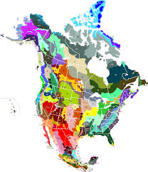United States Climate Map by United States And Canada Lessons Tes Teach