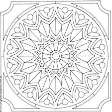 Printable Mosaic Coloring Pages Printable Mosaic Coloring Pages Mystery Coloring Pages