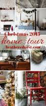 Nest Home Decor Baby It U0027s Cold Outside Heathered Nest 2015 Holiday Home Tour Part