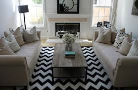 chevron rug living room beautiful chevron details for your living room decoration abpho