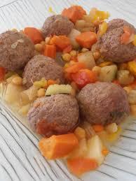 cuisiner le dimanche pour la semaine boulettes à la marocaine un tour en cuisine la cuisine d angelle