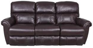Lazy Boy Reclining Sofa And Loveseat La Z Boy Briggs Leather Reclining Sofa Homemakers Furniture