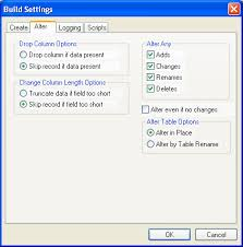 Alter Table Modify Column Oracle Altering Tables